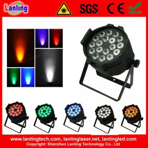 5-in-1 LED PAR Can DJ Disco Stage Effect Light pictures & photos
