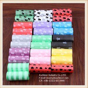 Custom Made Environmental Protection, Convenient Color Doggy Feces Bag pictures & photos