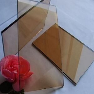 4mm Bronze Color Reflective Glass pictures & photos