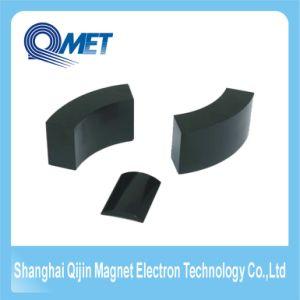 Permanent Industrial Lifting Motor Ferrite Magnet