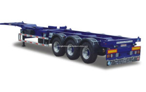 China Brand Container Semi Trailer pictures & photos