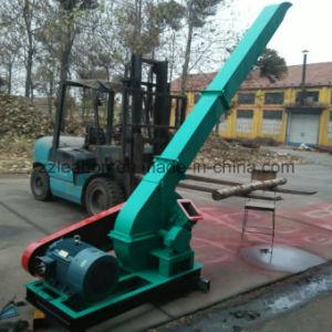 High Efficiency Diesel Wood Chipper Machine pictures & photos