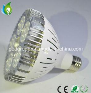 40W E27 PAR38 LED Bulbs, Aluminum PAR Light with 3 Years Warranty pictures & photos