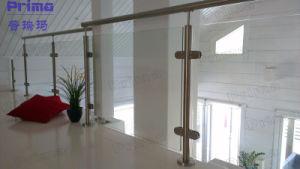 Glass Balcony Balustrades Glass Balustrade Pr-B37 pictures & photos