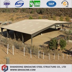 Steel Structure Building / Shed for Ranch pictures & photos