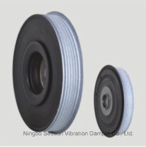 Crankshaft Pulley / Torsional Vibration Damper for Peugeot 0515. V7 pictures & photos