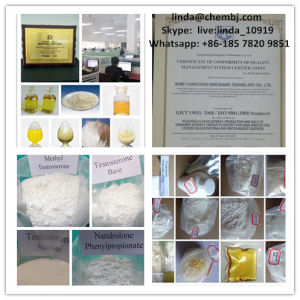 99.5% Weight Loss Steroid Powder Lorcaserin (CAS 616202-92-7) pictures & photos