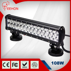 Waterproof LED Light Bar 108W LED Light for All General Cars pictures & photos