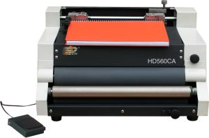 Electric Coil Feeder with Electric Coil Cut&Bend (HD560CA) pictures & photos