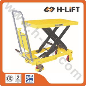 Scissor Lift Table / Lift Table / Lifting Pallet (TEN/TUS) pictures & photos