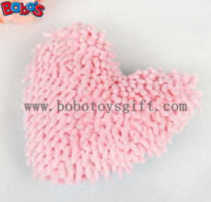 Plush Pink Heart Shape Pet Toy with Squeaker BOSW1077/15CM pictures & photos