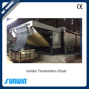 Open Width Fabric Tensionless Dryer Machine pictures & photos