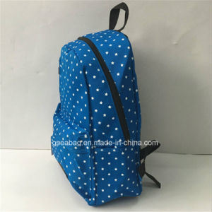 Fashion Printing School Travel Sport Kid Backpack Hiking Casual Promotional Bag (#20008) pictures & photos