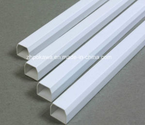 Plastic Extruded Profile for Lighting Accessries pictures & photos
