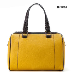Fashion Wintage Ladies Messenger Bag Handbag (BDV043) pictures & photos