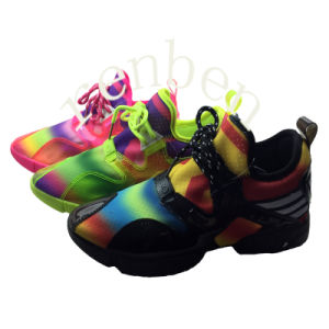 New Hot Sale Fashion Children′s Sneaker Shoes pictures & photos