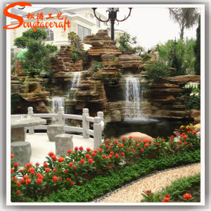 2015 Distinctive Design Cheap Artificial Rock Stone pictures & photos