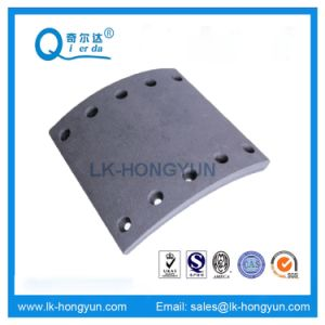 Semi-Metallic Daf Truck Spare Parts Wva 19094 Brake Lining for Heavy Duty Truck by Factory Direct Supplying pictures & photos
