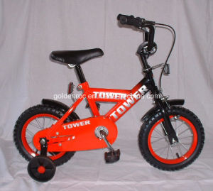 "12"" Steel Frame Kids Bike (1208) pictures & photos"