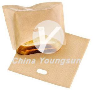 Non Stick High Temperature Resist Portable Toaster Bags pictures & photos