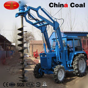 China Cheap Electric Pole Hole Digger Machine pictures & photos