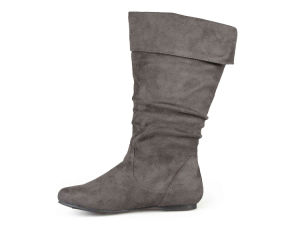 Winter Shoes Women Low Heel Ankle Boots (HT1008-7) pictures & photos