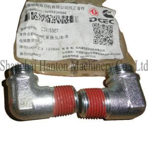 Cummins 6CT Diesel Engine Part 3415327 Air Compressor Connector pictures & photos