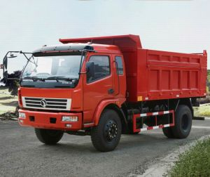 2 Units/40′hq Dump Truck with Cummins Engine-Hot Sale