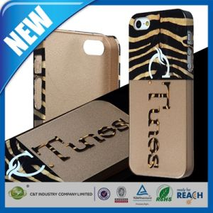 Zebra Design Clear Hard Case for iPhone6 pictures & photos