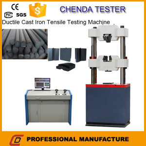 Casting Material Tensile Testing Machine with 1000 Kn pictures & photos
