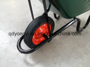 0% Anti-Dumping Duty of Plastic Wheelbarrow Wb3800 for South Africa pictures & photos