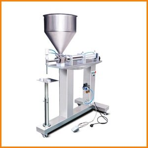 Single-Nozzle Pneumatic Liquid Piston Filling Machine (DR011T5000QY)