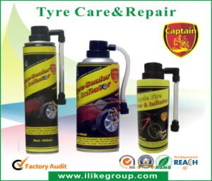 China Emergency Instant Spray Tire Repair pictures & photos