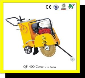 "Concrete Saw Cutting Machine (QF-400/14"") pictures & photos"