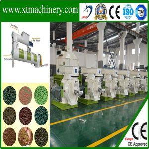 Very Low Price, High Efficiency, SGS Inspection Poultry Feed Pellet Mill pictures & photos