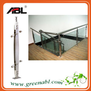 Stainless Steel Indoor Staircase Handrail (DD056) pictures & photos