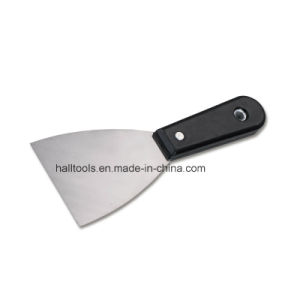 Putty Knife with Plastic Handle