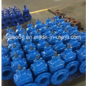 Bevel Gear Industrial Gate Valve for Water Supply pictures & photos