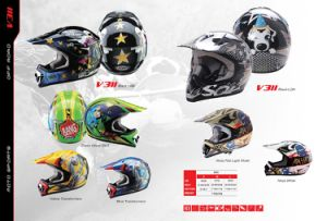 Helmet off Road, China Top Quality, ECE, DOT