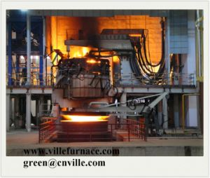 40t Electric Arc Furnace pictures & photos