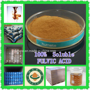 80% Bio Tech Fulvic Acid pictures & photos
