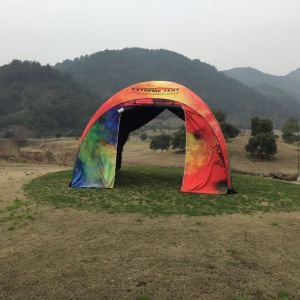 4X4m, 5X5m 6X6m Inflatable Dome Tent, Inflatable Tent with Roll up Door pictures & photos