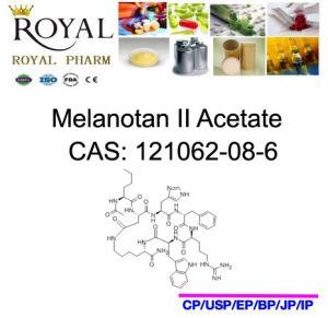 Melanotan II Acetate CAS: 121062-08-6 pictures & photos