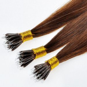 100% Indian Remy Human Nano Ring Hair Extension