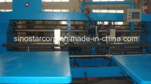Dual-Head Semi-Auto Corrugated Box Stitching Machine pictures & photos