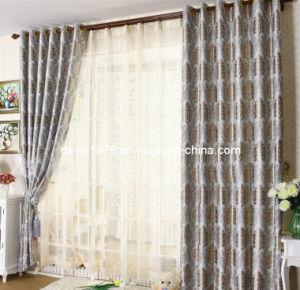 Luxury Jacquard Window Grommet Panel/Curtain (SZSMEJ013)