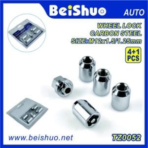 4+1 PCS/Set Wheel Lock Nut with Blister for Car Security pictures & photos