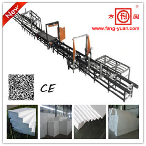 CNC Foam Continuous Cutting Machine pictures & photos
