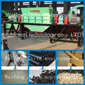 Shredder for Rubber Item/Waste Tyre Recycling/Wood/Scrap Copper Wire/Plastic pictures & photos