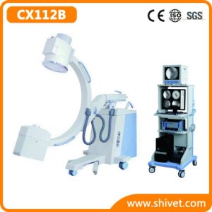 Veterinary High Frequency Mobile C-Arm System (CX112B) pictures & photos